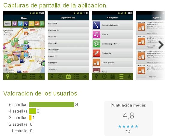 App Magdalena 2012