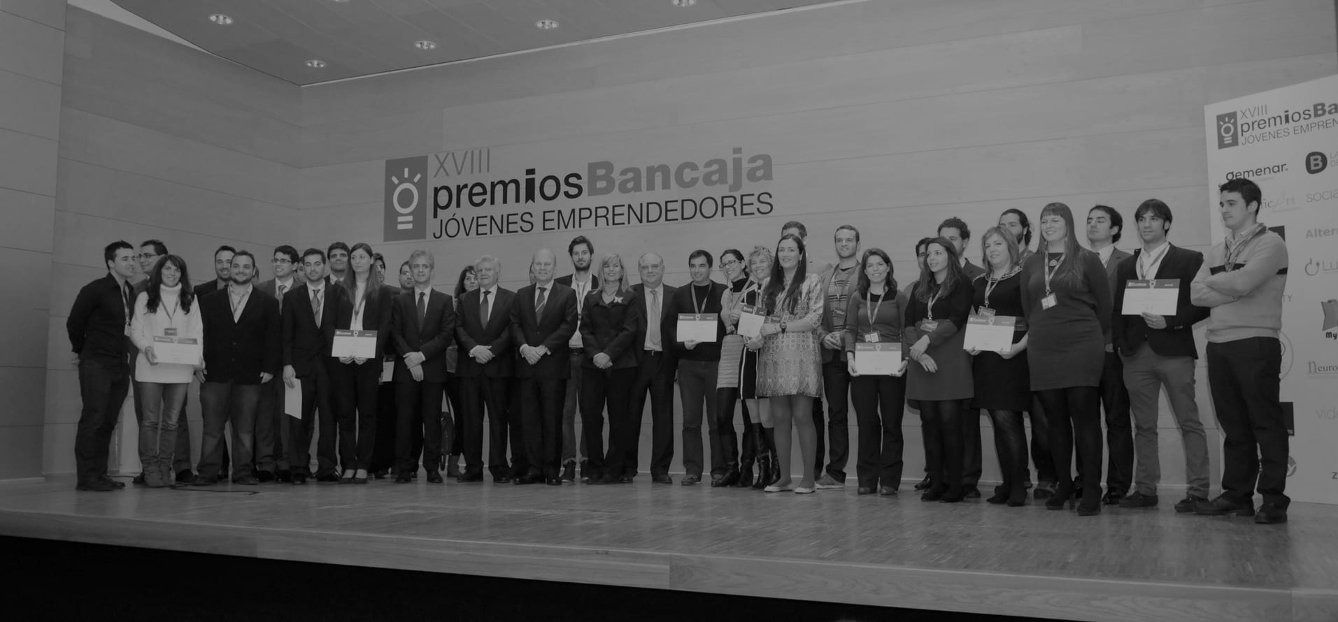 Cuatroochenta wins Bancaja's award