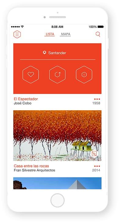 ADS Culture, app desarrollada por Cuatroochenta