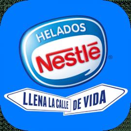 Nestle 2015, app desarrollada por Cuatroochenta