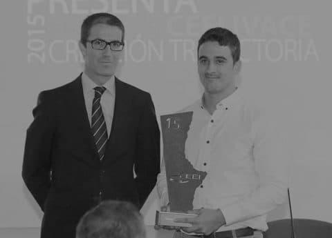 Cuatroochenta recibe el premio IVACE