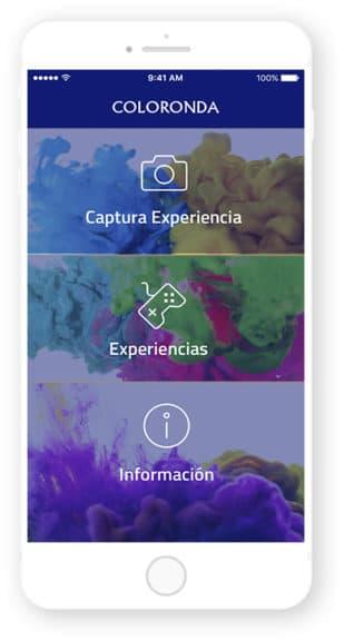 Coloronda VR, desarrollada por Cuatroochenta