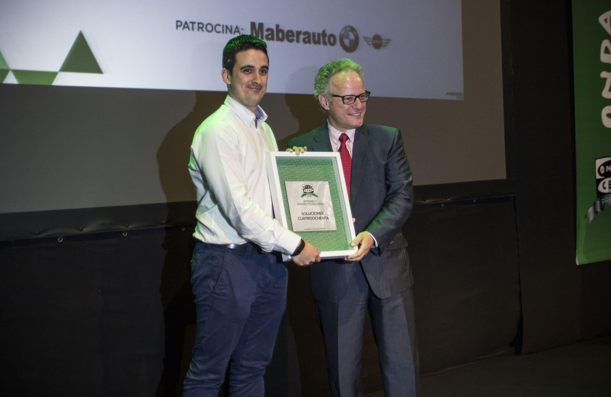 PremioOndaCeroCuatroochentaAlfredo