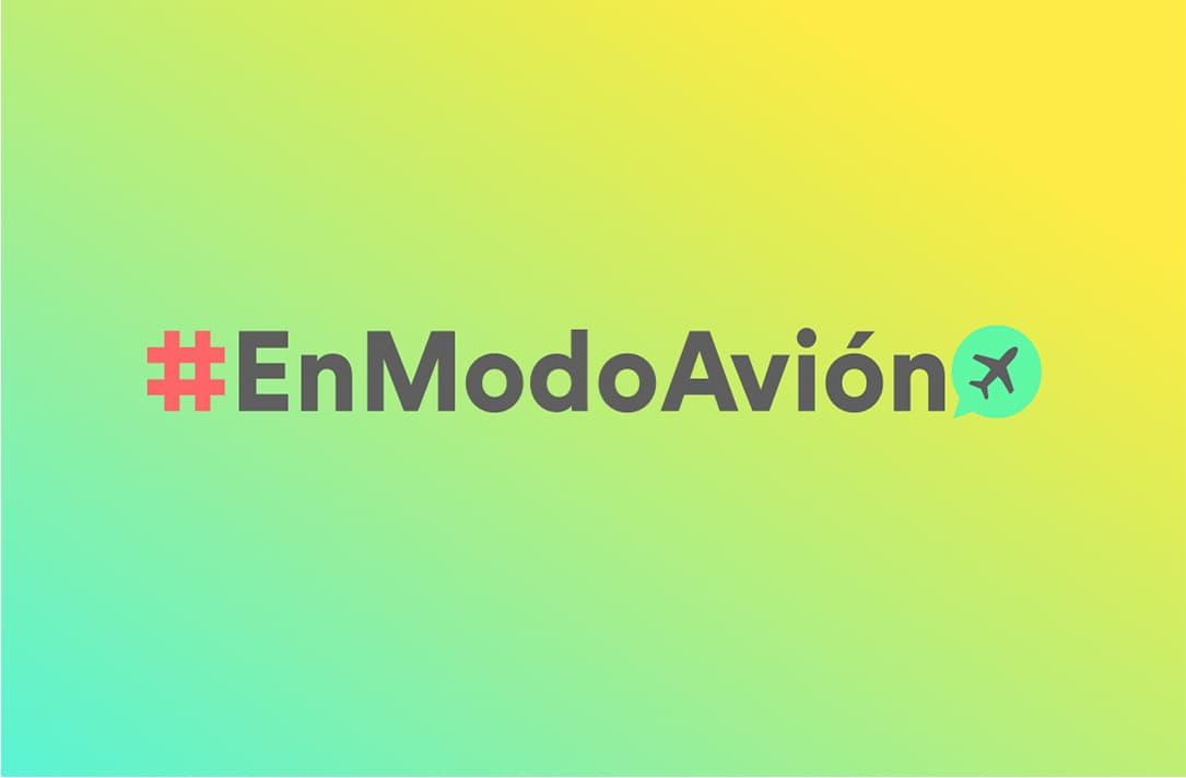Charlas #EnModoAvión