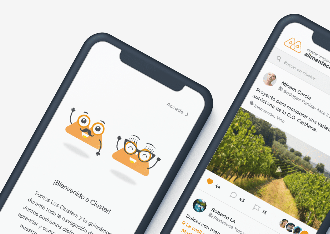 App de innovación abierta