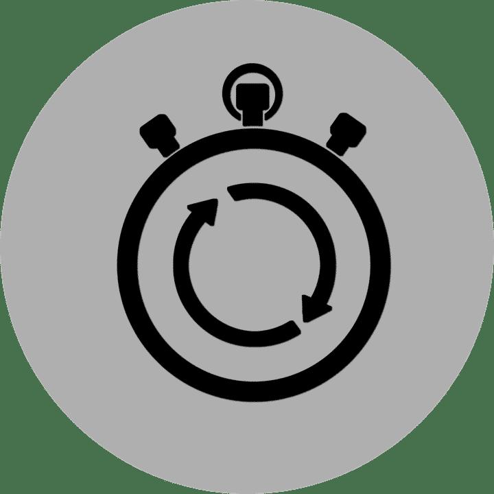 Objetivo con plazo de consolidación para el desarrollo de apps