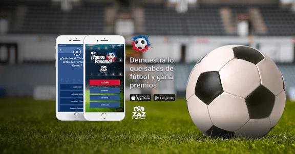 Quiz Panamá fútbol app