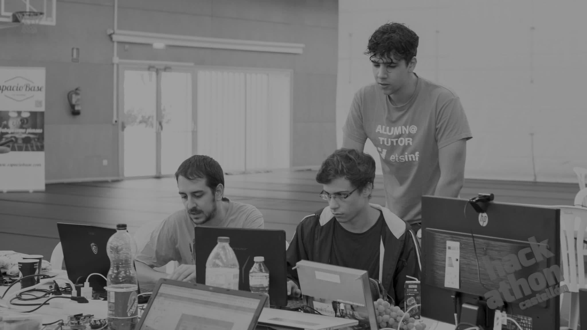 Hackathon Castellón 2018
