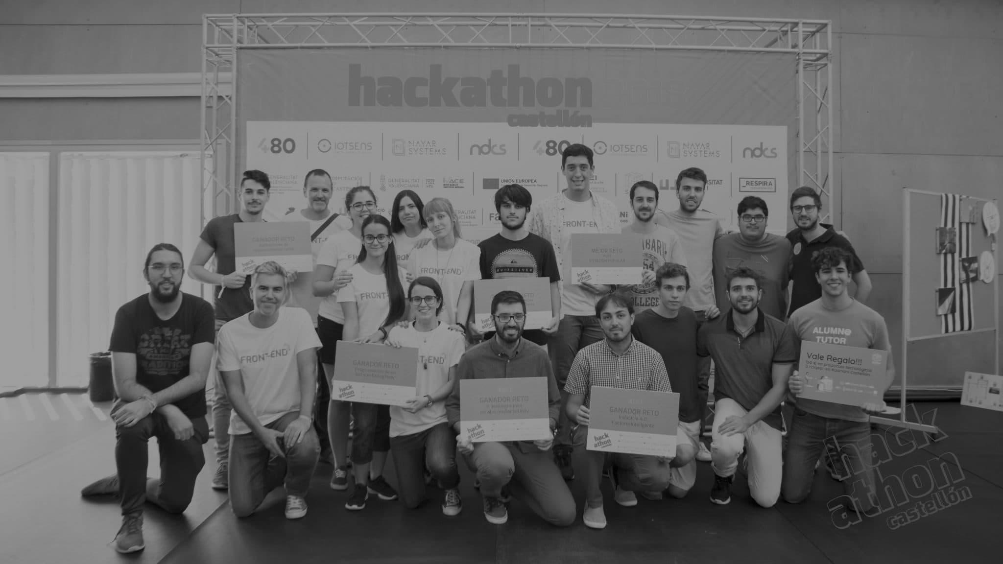 Ganadores Hackathon 2018