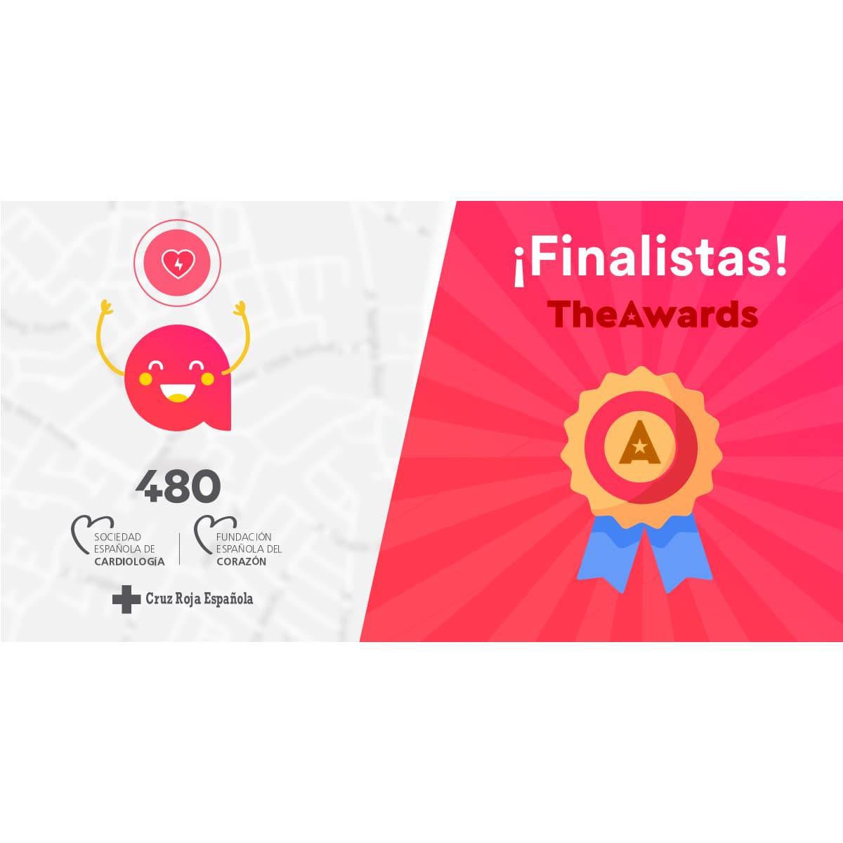 Ariadna, finalista a Mejor App de Salud y Bienestar por TheAwards