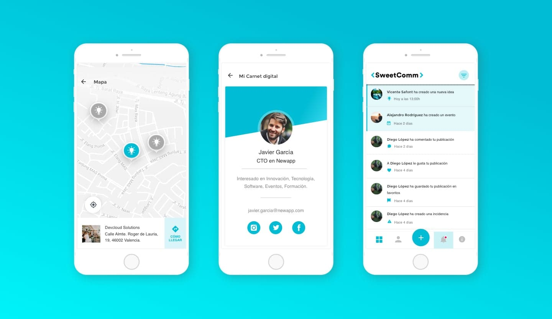 App de comunicación interna