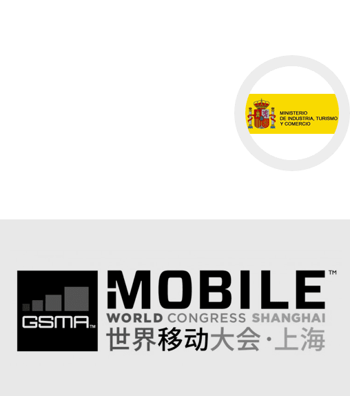 <p><strong>Selected to participate in the Mobile World Congress Shanghai </strong></p> <p>Ministry of Industry</p> <p><strong>2016</strong></p>
