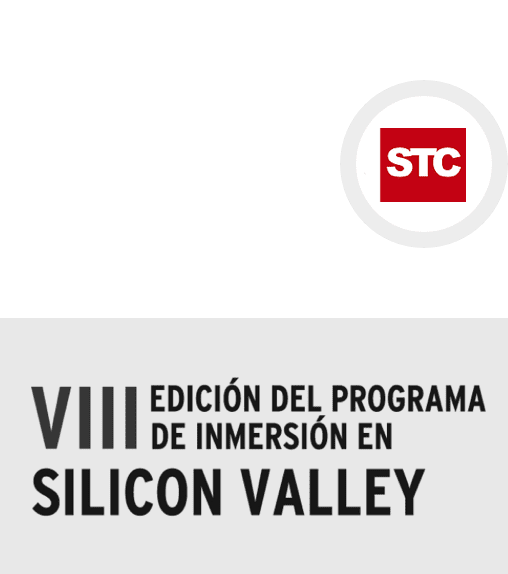 <p><strong>Selected for the Silicon Valley Immersion Program</strong></p> <p>Spain Tech Center of the ICEX (Spanish Institute for Foreign Trade)</p> <p><strong>2016</strong></p>