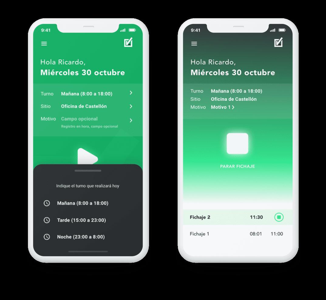 Gestión de tareas con la app de CHECKINGplan
