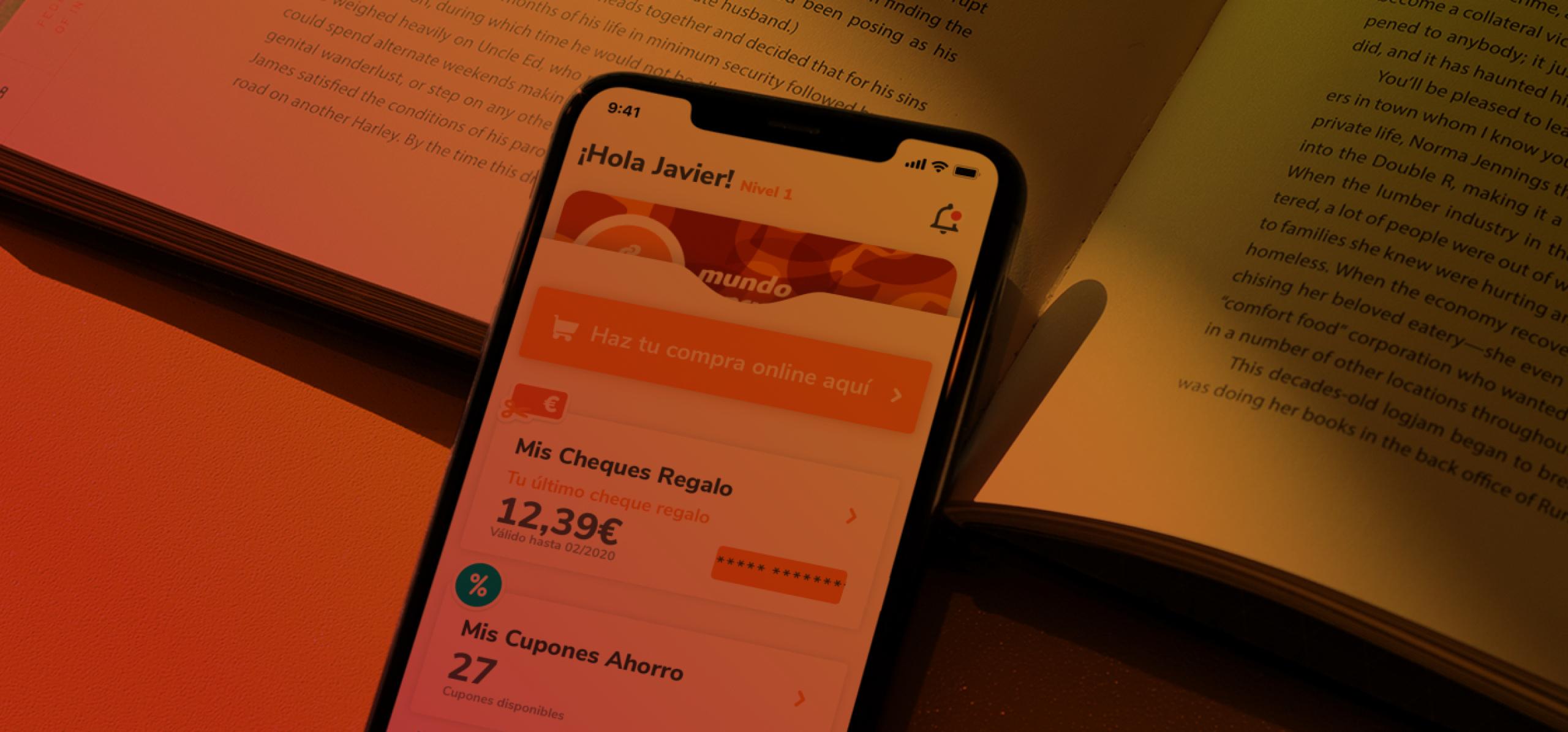 App de Consum con tienda online