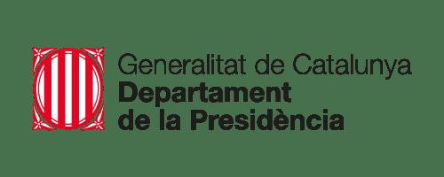 Departament de Presidència - Generalitat de Catalunya